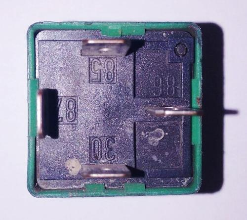 rele compressor ar cond alarme temp 03447012 corsa astra