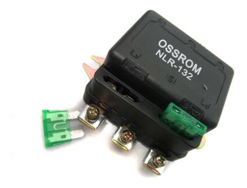 rele de luces principal universal 12v 30amp ossrom original