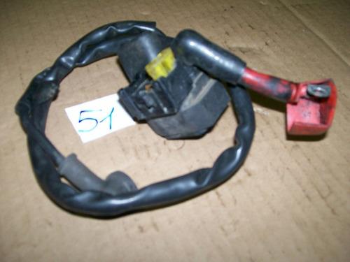 rele de partida motor yamaha fazer 250 original (usado)
