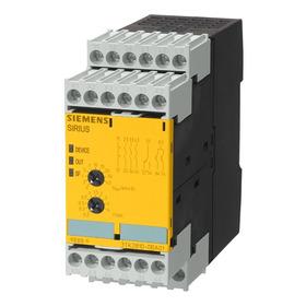 Relé De Velocidade Zero 24vcc 3tk28100ba01 Siemens