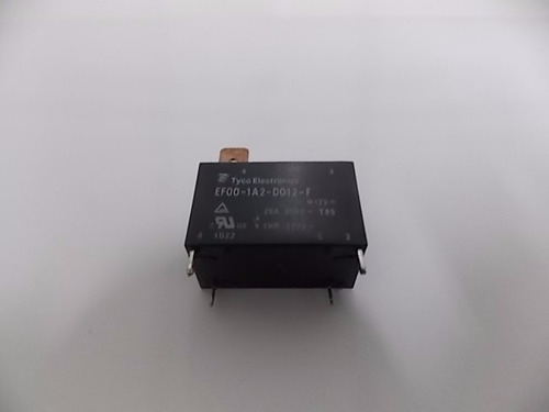 relé ef00-1a2-d012-f tyco 20a 250vac ar condicionado cassete