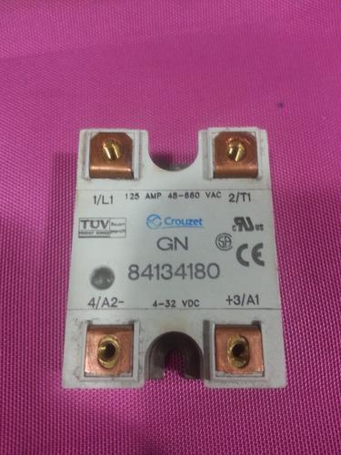 relé estado sólido 125a 48-660v ac /3-32v dc usado