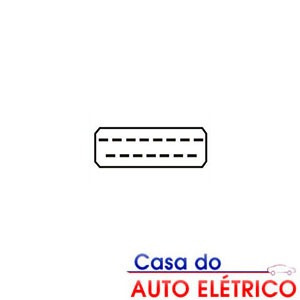 rele injecao eletronica terminais xantia 1997 a 1999