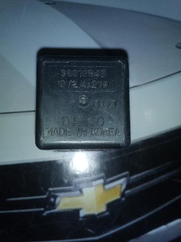 rele luces aveo optra spark gm 96312545 (negro) oferta