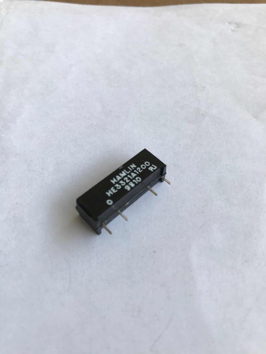 Relé Miniatura Spst No 12 Vdc Sil Package - Bs. 36,00 en Mercado Libre