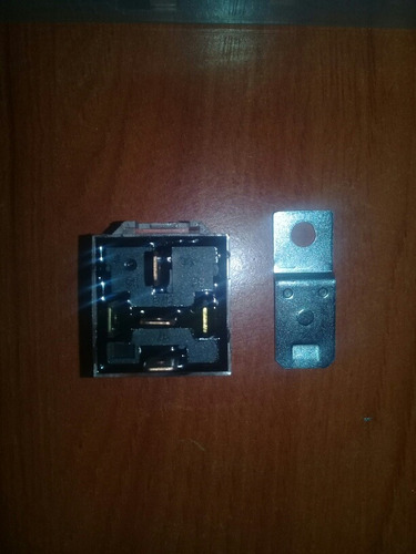 rele o relay 5 patas 90amp con led