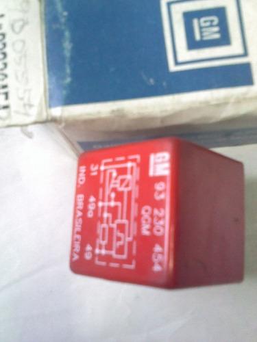 rele pisca gm omega 93/5 vectra 94/6 astra 95/6 calibra 94/5
