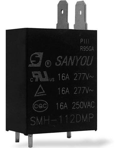 relé sanyou smh-112dmp 16a 277v microondas micro-ondas