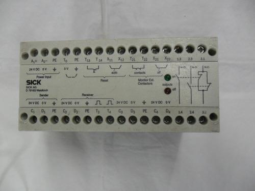 relé sick lcux1-400 -24v
