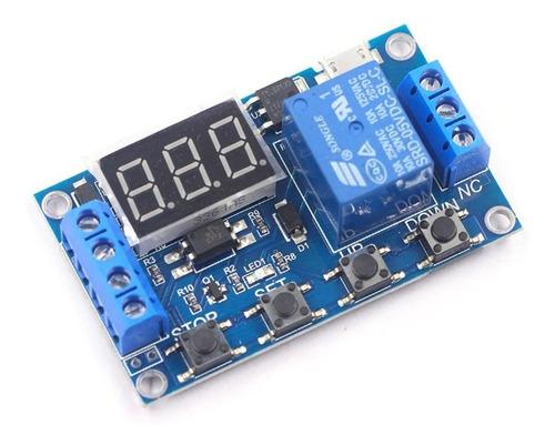 relé temporizador digital ajustável delay timer chocadeira