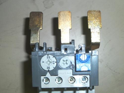 rele termico de sobrecarga abb ta75du52. de 36 a 52 amp