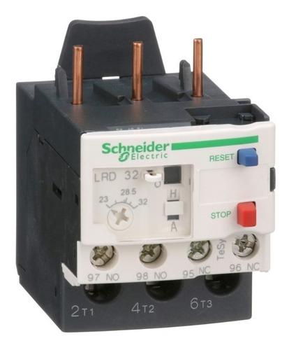 rele termico schneider electric 23,0-32,0 amp lrd32