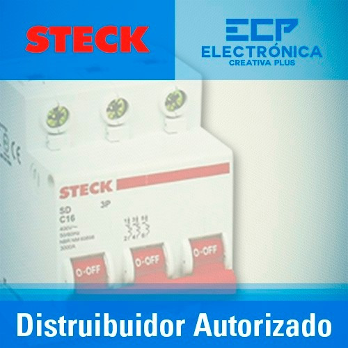 rele termico steck  30 - 40 amp p/sd2 frame 93