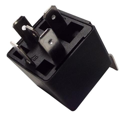 rele + zócalo relay inversor 12v 40a 5 patas automotor
