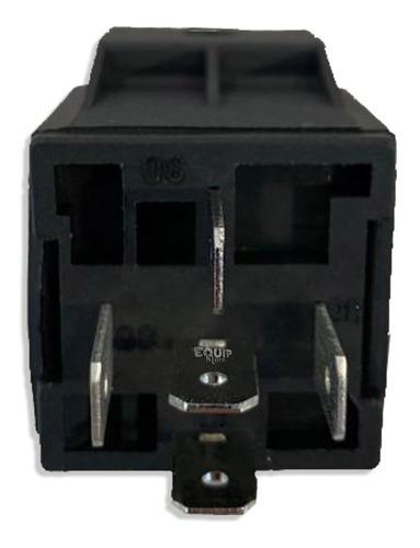 rele + zócalo relay no inversor 12v 40a 5 patas automotor