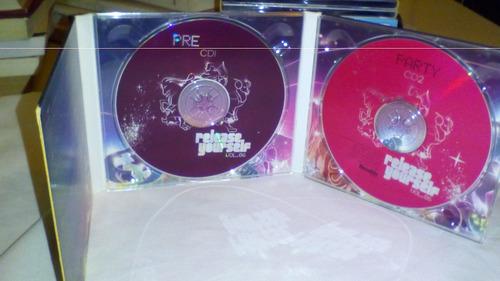 release your self- roger sanchez- vol. 6 - 2 cds