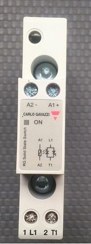 relevador de estado sólido con disipador incluido, relay 25a