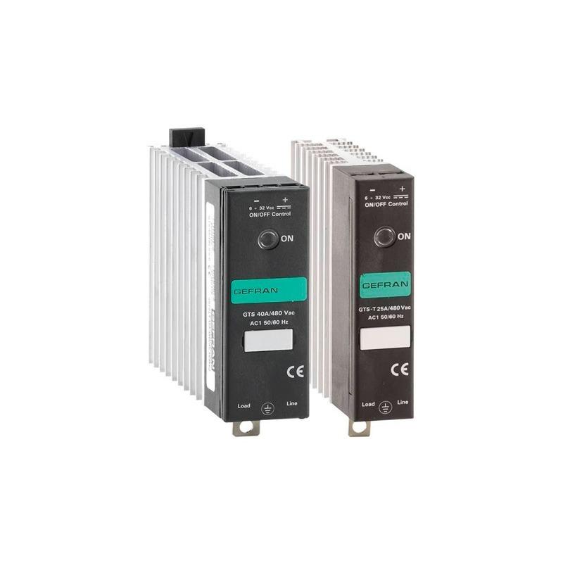 Nuevo en Caja Gefran GTS40A//480//GTS40A480