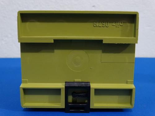 relevador de seguridad pilz pnoz 8 24v dc