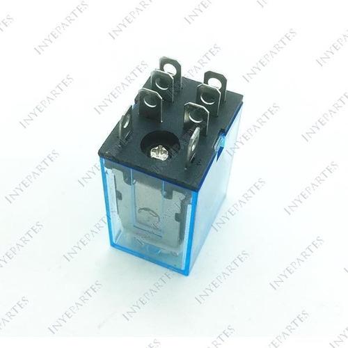 relevador encapsulado 8pin 10a ly2nj varios voltajes