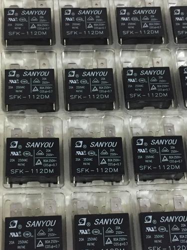 relevador original sanyou minisplit mayoreo lote 10 piezas