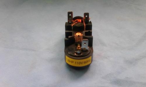 reley de arranque danfoss con termico nevera 1/6hp 110v