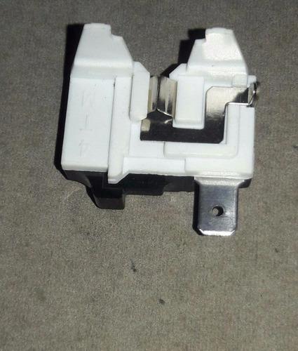 reley ptc y reley termico de 1/3 hp 110v