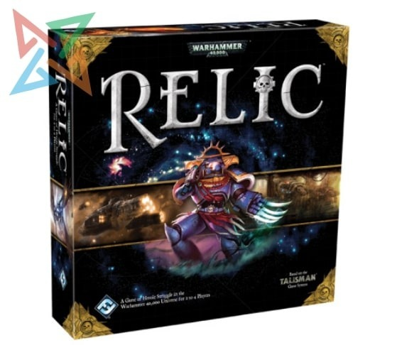 Relic Warhammer 40000 En Espanol Juego De Mesa 4 925 00 En