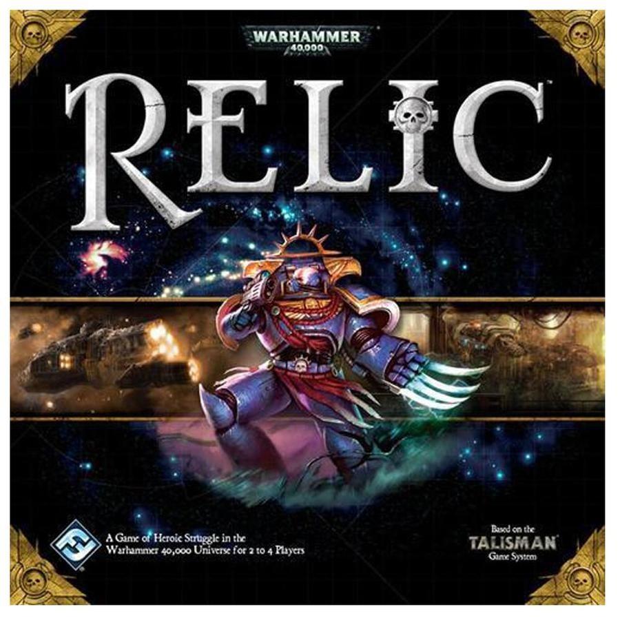 Relic Warhammer 40k Juego De Mesa En Espanol 4 500 00 En Mercado