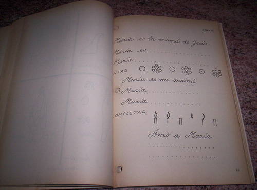 religión: dios / nivel inicial. cuaderno de actividades