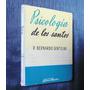 Psicologia D Los Santos Aspectos Caracteristicos D Santidad