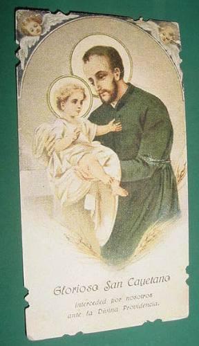 religion san cayetano santa mision padres año santo 1933