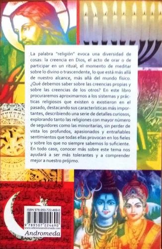 religiones del mundo sus semejanzas y sus diferencias