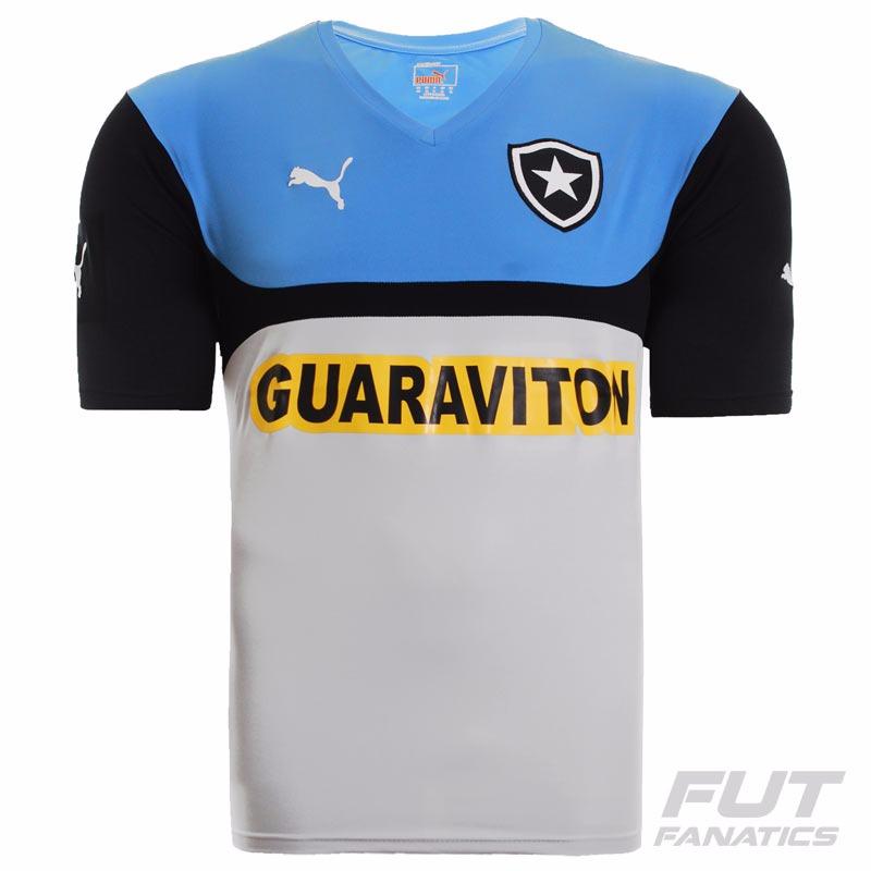 reliquia! camisa botafogo puma treino oficial 2014 2015 nova. Carregando  zoom. 554886ee57470