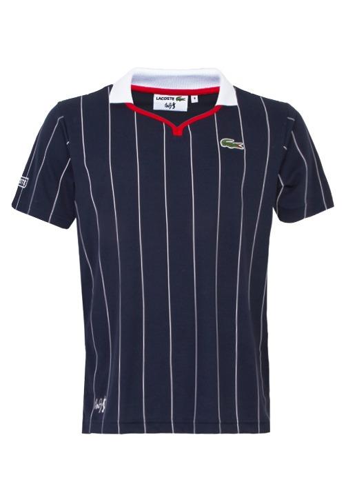 3c7665fa3cff0 Reliquia ! Camisa Polo Lacoste Edição Andy Roddick Gola V - R  379 ...