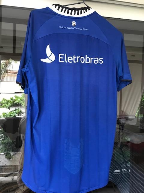Relíquia - Camisa Vasco Cavalera Oficial 3 Penalty Azul 2012 - R ... cfffe3620c628