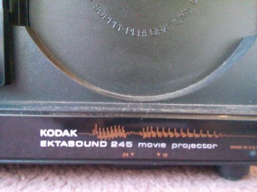 reliquia! proyector de peliculas kodak