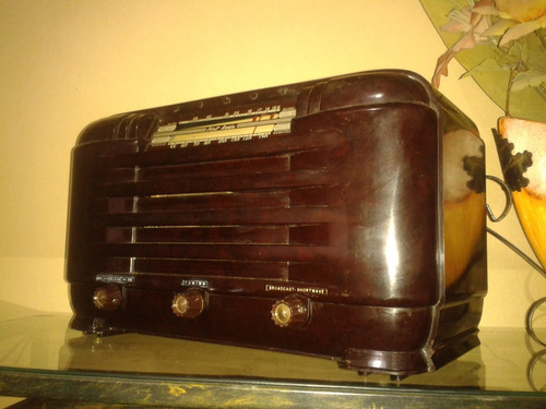 relíquia: rádio americano pilot model b-1 - new york/1940