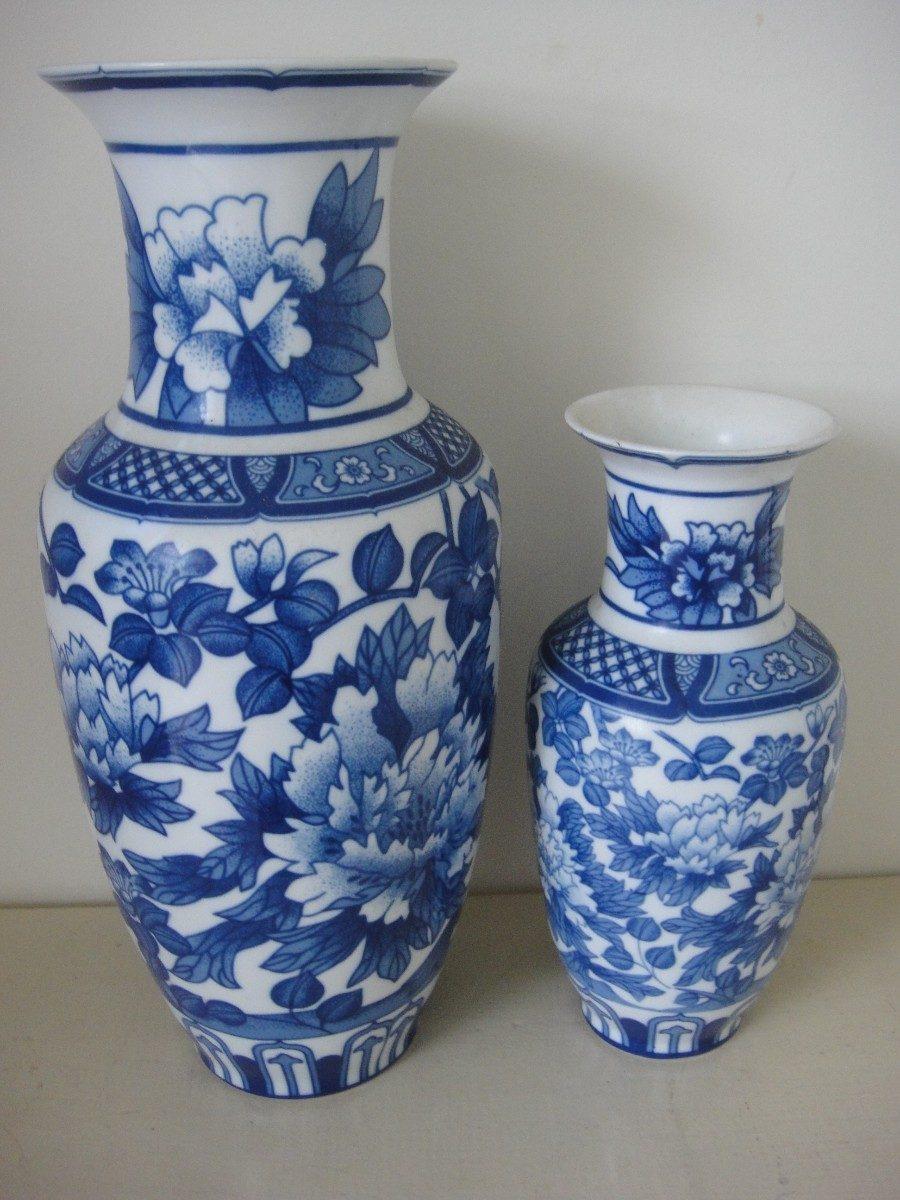 Reliquia vaso porcelana chinesa r em mercado for Marcas de vajillas de porcelana