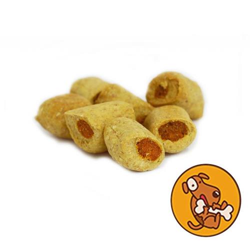 rellenitos surtidos (carne+pollo) - 80 gr snack para perros