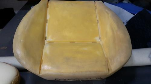 relleno goma espuma de asientos/butacas