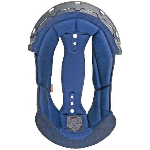 relleno interno hjc rpha-max repuesto azul 2xl 9mm