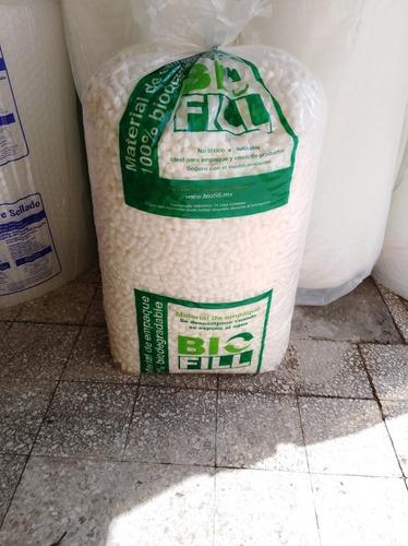 relleno o cheto para embalaje mig pack o biofill