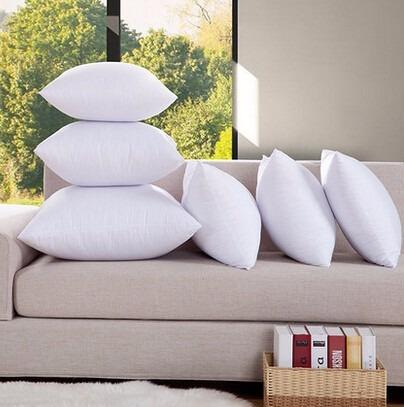 rellenos de almohadones 50x50 vellón siliconado