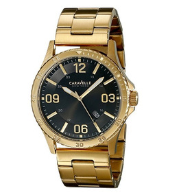9afc0e3d4 Relógio Bulova Unisex 96b217 Analog Display Japanese Quartz ...