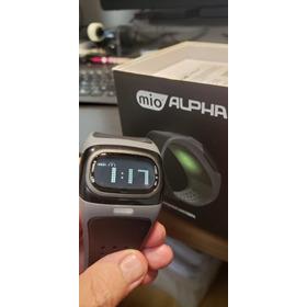 Relógio  Frequencímetro Medidor Pulso Alpha Mio