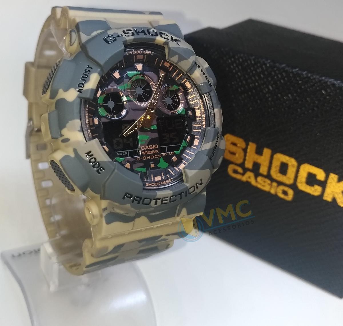 ba07b4242a3 Relógio A Prova D´água Masculino Pronta Entrega Barato Promo - R  79 ...