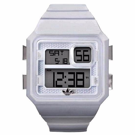 3e1764e6819 Relogio adidas Adh2771z Original 2anos Garantia Branco Novo - R  429 ...