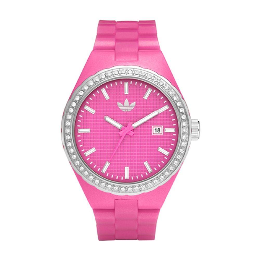 8d117dbf741 Relógio adidas Feminino Rosa - Adh2103 n adidas Originals - R  249 ...