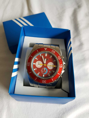 relógio adidas chrono original